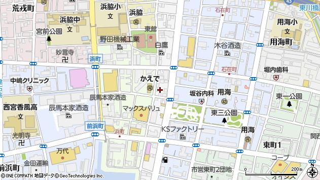 〒662-0926 兵庫県西宮市鞍掛町の地図