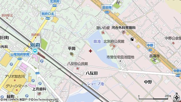 〒675-0114 兵庫県加古川市平岡町八反田の地図