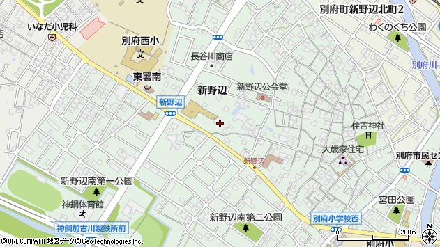 〒675-0131 兵庫県加古川市別府町新野辺の地図