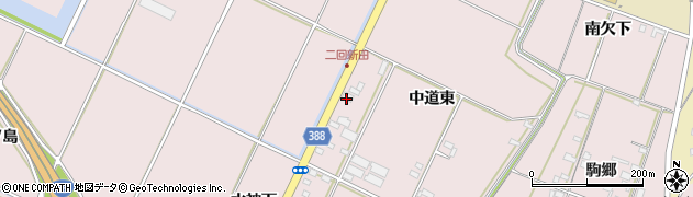 ジュノ・カフェ(樹の香)周辺の地図