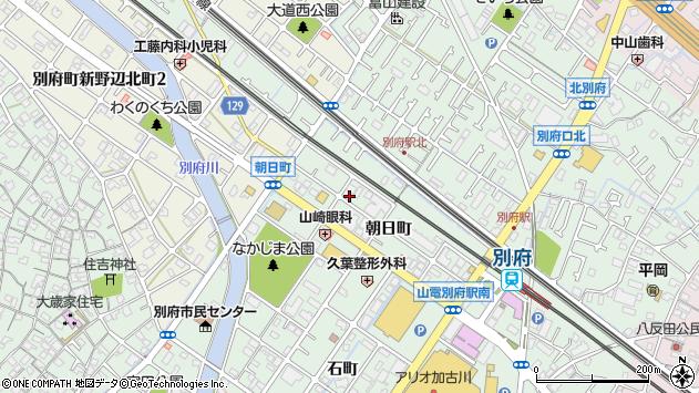 〒675-0123 兵庫県加古川市別府町朝日町の地図
