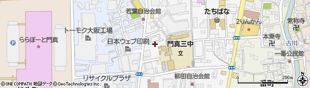 大阪府門真市柳田町13 17 5 住所一覧から地図を検索 マピオン