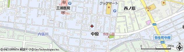 ギャルス周辺の地図