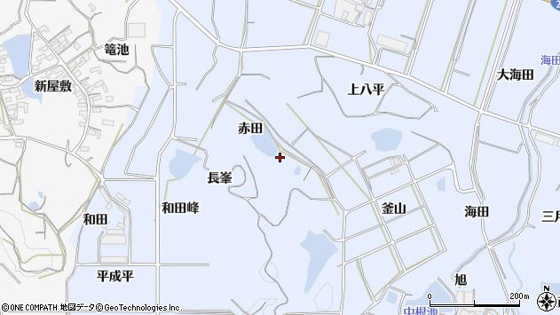 〒470-3501 愛知県知多郡南知多町大井の地図