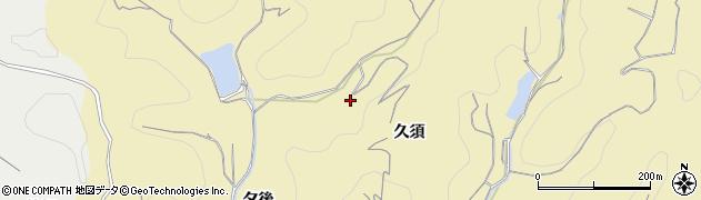 愛知県南知多町(知多郡)山海(夕後)周辺の地図