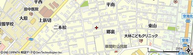 ボン・ファン周辺の地図