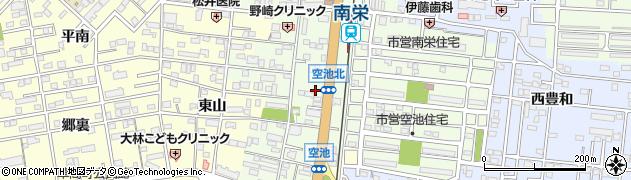 コージーズ・カフェ周辺の地図