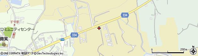 静岡県湖西市新所岡崎梅田周辺の地図