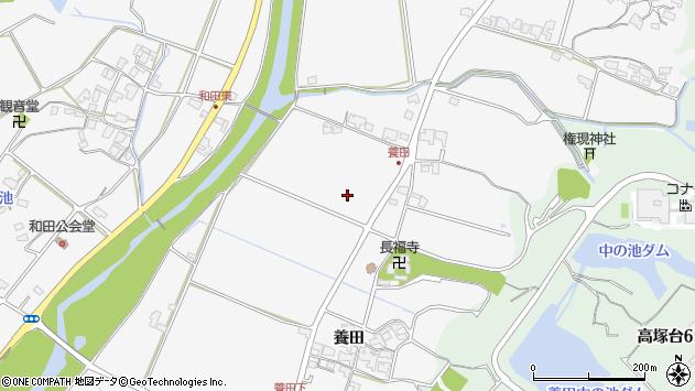 〒651-2205 兵庫県神戸市西区押部谷町養田の地図
