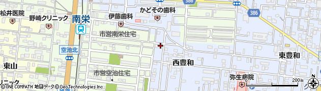 らいむ周辺の地図