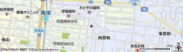 天草周辺の地図