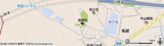 円寿院周辺の地図