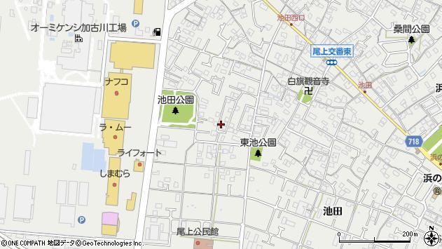 〒675-0023 兵庫県加古川市尾上町池田の地図