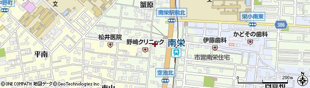 AB周辺の地図