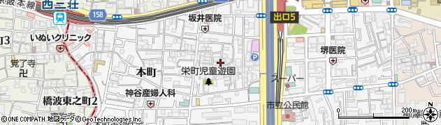 時間 大阪 天気 1