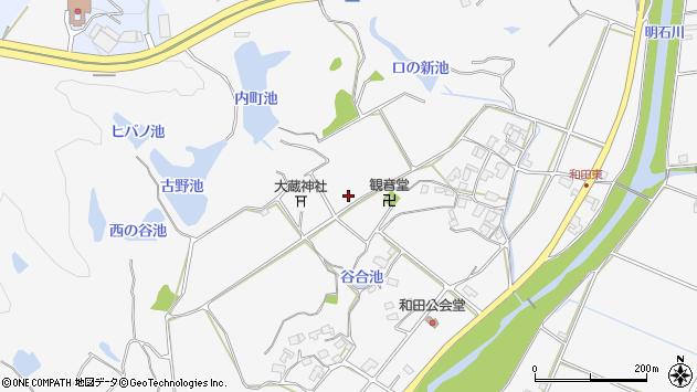 〒651-2206 兵庫県神戸市西区押部谷町和田の地図
