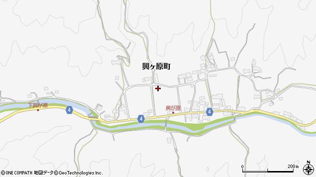 〒630-1232 奈良県奈良市興ケ原町の地図