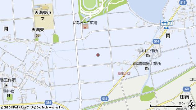 〒675-1113 兵庫県加古郡稲美町岡の地図