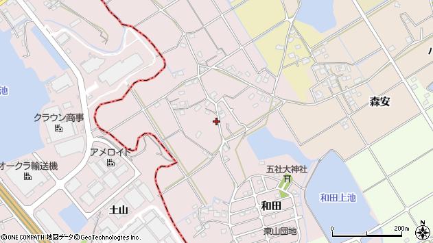 〒675-1125 兵庫県加古郡稲美町和田の地図