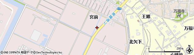 アーチャーラ・インド料理レストラン南陽通り店周辺の地図