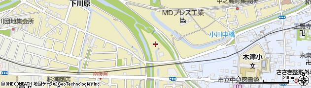 京都府木津川市木津(門樋)周辺の地図