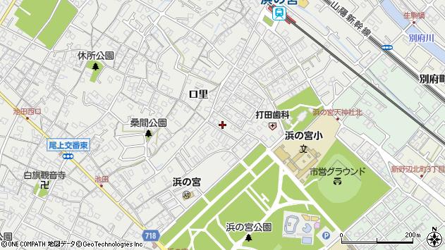 〒675-0022 兵庫県加古川市尾上町口里の地図