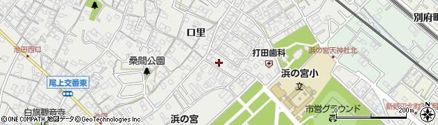 兵庫県加古川市尾上町(口里)周辺の地図