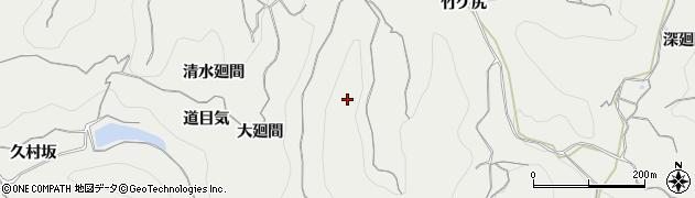 愛知県南知多町(知多郡)内海(大廻間)周辺の地図