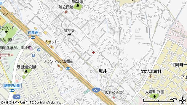 〒675-0015 兵庫県加古川市野口町坂井の地図