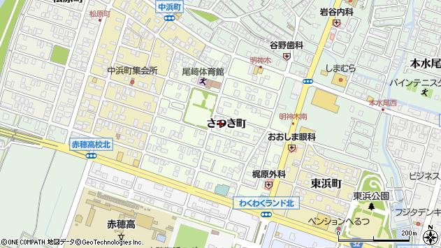 〒678-0226 兵庫県赤穂市さつき町の地図
