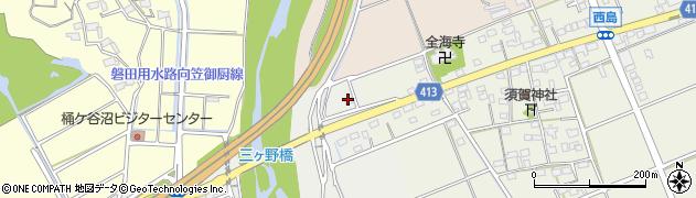 リトルガーデン周辺の地図