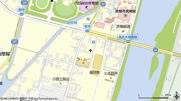 〒678-0232 兵庫県赤穂市中広の地図