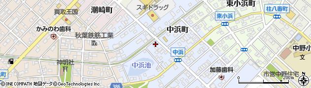 のんちゃん周辺の地図