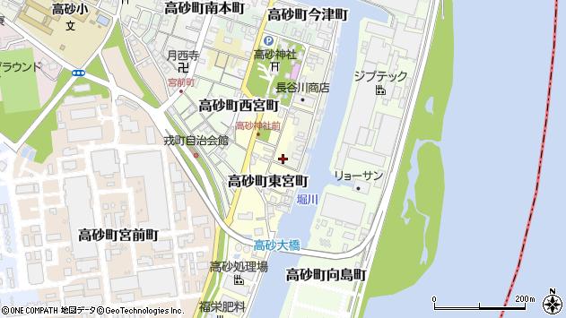〒676-0042 兵庫県高砂市高砂町南浜町の地図
