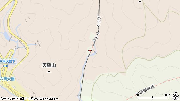 〒657-0001 兵庫県神戸市灘区高羽の地図