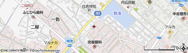 株式会社サンテック・トレーディング周辺の地図