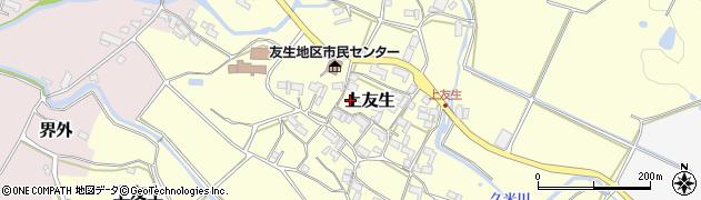 大龍寺周辺の地図