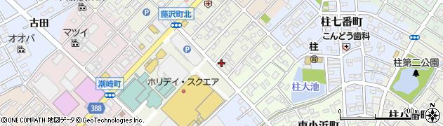 海津周辺の地図