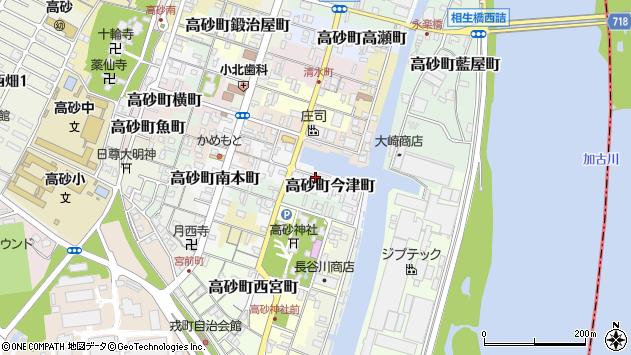 〒676-0041 兵庫県高砂市高砂町今津町の地図