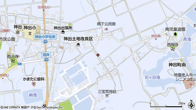 〒651-2312 兵庫県神戸市西区神出町南の地図