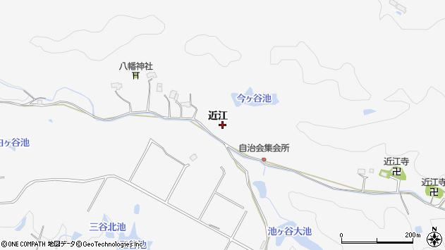 〒651-2203 兵庫県神戸市西区押部谷町近江の地図