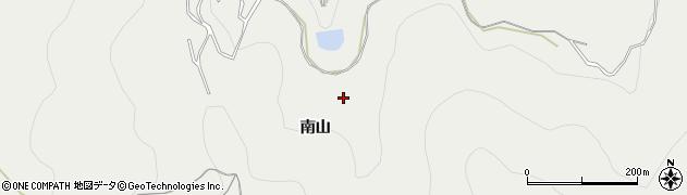 愛知県豊橋市岩崎町(南山)周辺の地図
