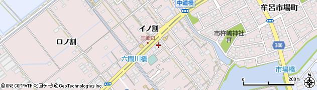 フォーユー周辺の地図