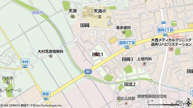 〒675-1123 兵庫県加古郡稲美町国北の地図