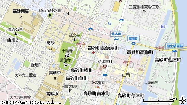 〒676-0062 兵庫県高砂市高砂町北渡海町の地図