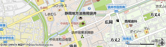 白鬚神社周辺の地図