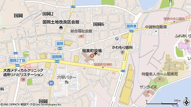 〒675-1100 兵庫県加古郡稲美町(以下に掲載がない場合)の地図