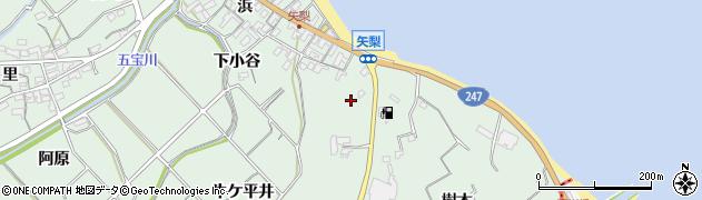 愛知県美浜町(知多郡)豊丘(牛ケ平井)周辺の地図