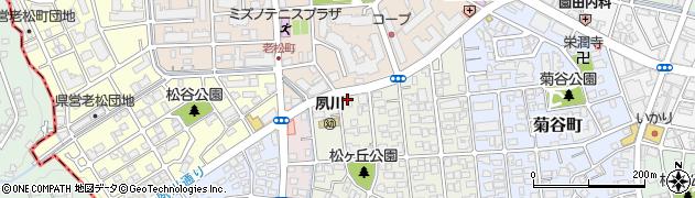 株式会社フォレストスタイル周辺の地図