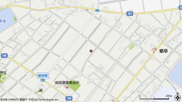 〒675-1116 兵庫県加古郡稲美町蛸草の地図